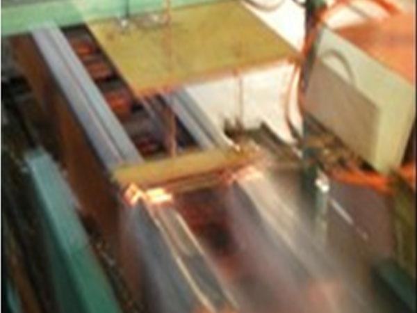 超音频全自动机床导轨淬火高频电源设备