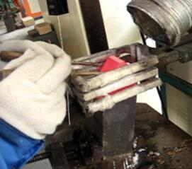 盾构机刀头中频焊接设备