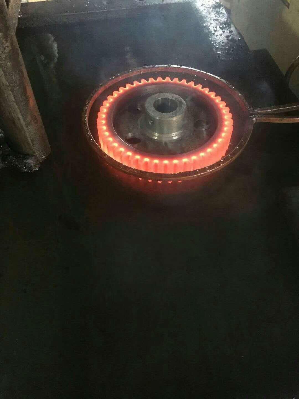 齿轮高频淬火设备