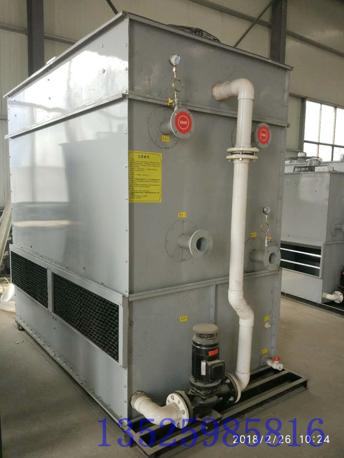 南阳铸造电炉闭式冷却塔选型