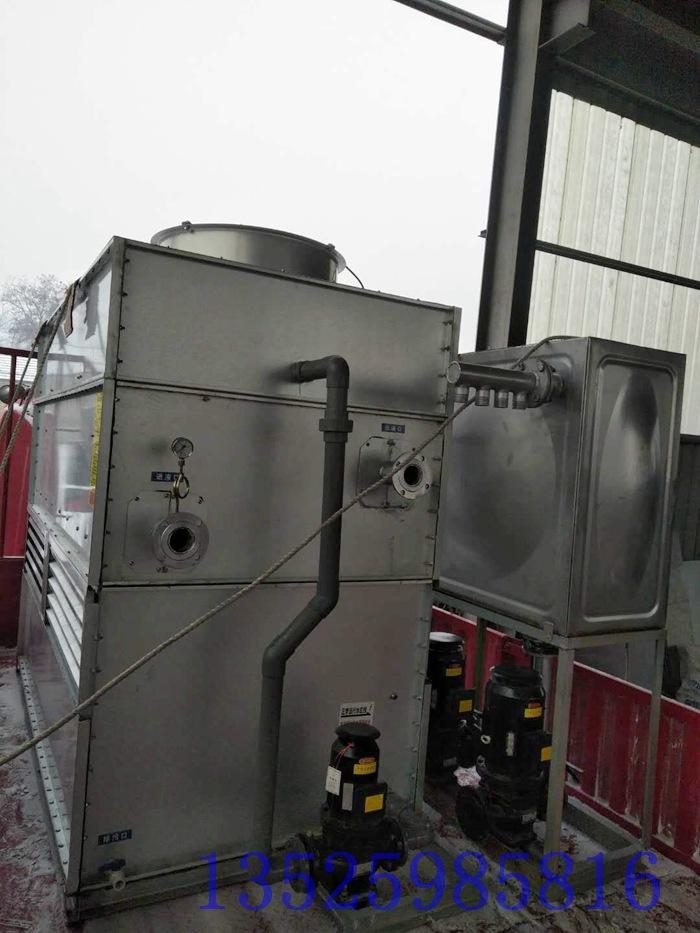 濮阳感应炉用闭式冷却塔