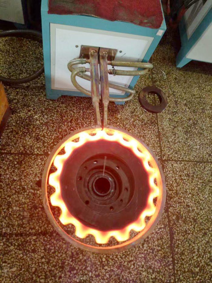 河南齿轮高频淬火设备