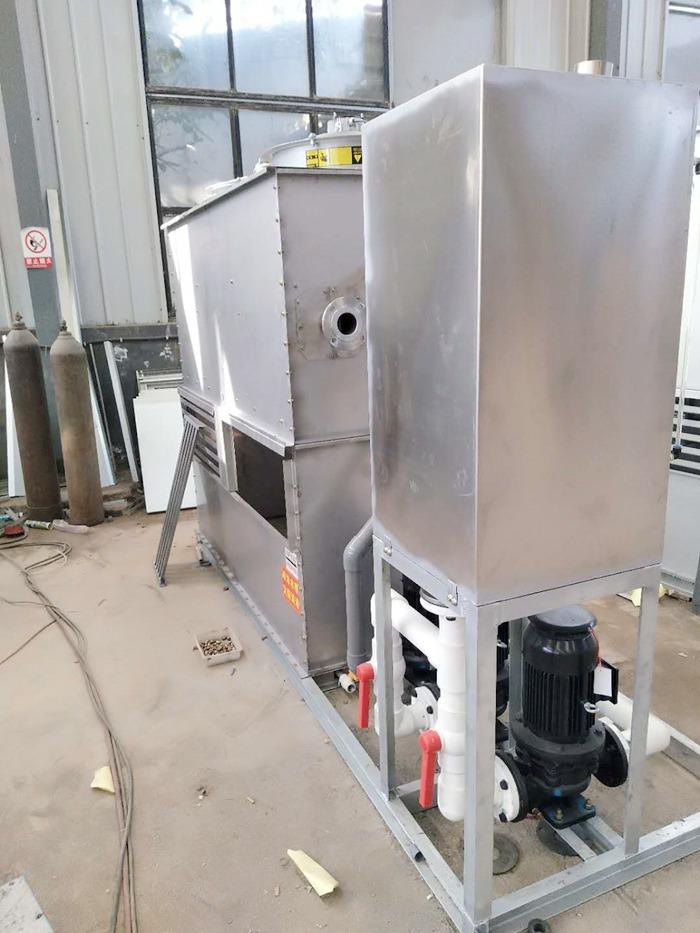 高频炉冷却塔选型