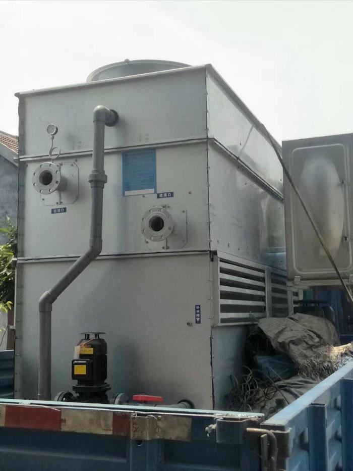 中频炉电源循环水散热办法